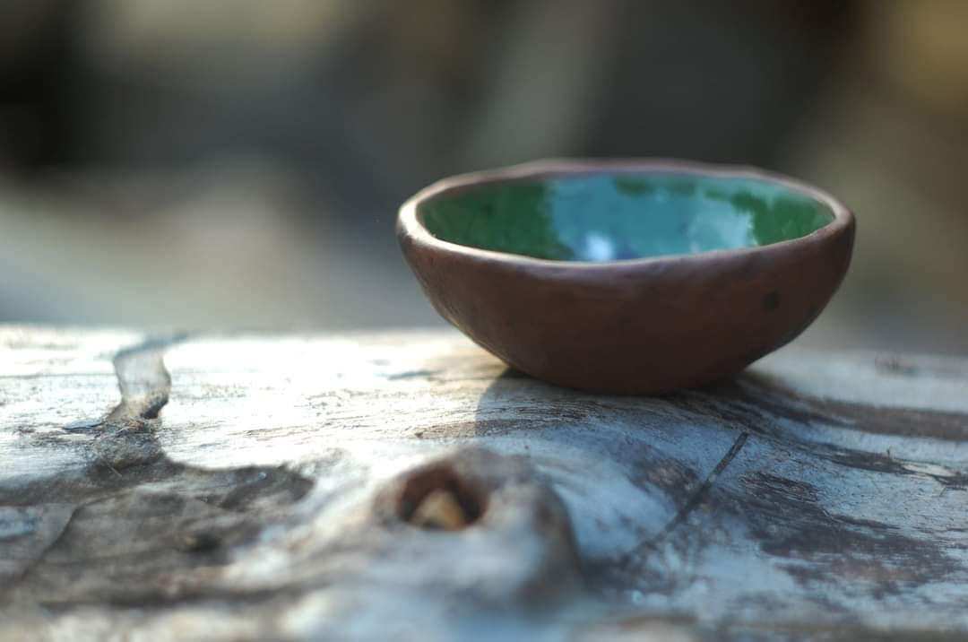 Handmade tea ceremony bowl tea bowl matcha tea bowl pottery tea bowls ~2oz